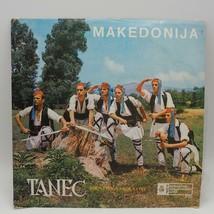 "Clásico Tanec Makedonija (10 "", Álbum) Record Vinilo LP - $46.04"
