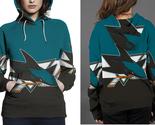 San jose shark hoodie  fullprint for women thumb155 crop