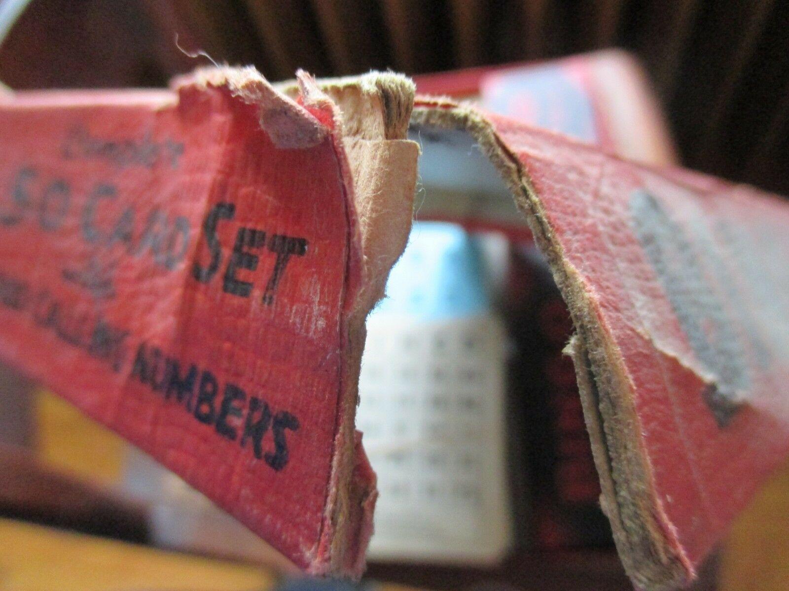 Vintage Bingo Game in Box, J. Pressman Co., New York image 11