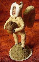 Vintage Inspired Spun Cotton Squirrel Girl no. 320. image 3