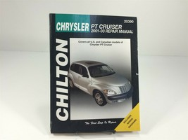 2001-2003 Chilton's Chrysler PT Cruiser Repair Manual 20390 - $19.99