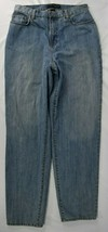 Venezia Womens Blue Denim Jeans Size 14 Tall Light Wash NWT - $32.66