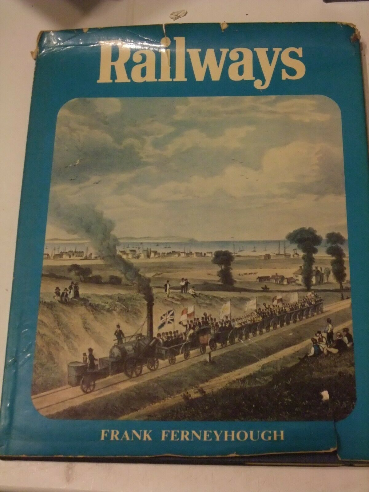 Primary image for RAILWAYS BY FERNEYHOUGH BRITISH RAIL HISTORY