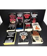(11) Stephen King vintage SIGNET paperback book lot horror novel #1 [Har... - $187.11