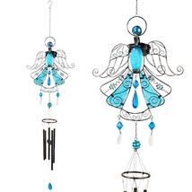 Solar Gypsy Angel Wind Chime - $29.98