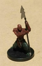 Dungeons & Dragons Miniatures Xeph Warrior #30 D&D Mini Collectible Wizards! - $3.99