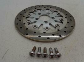 Harley Rear Brake Rotor 00-20 Softail Dyna 00-7 Flh 00-12 Xl Teardrop - $89.95