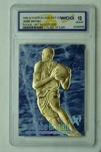 1996-97 Fleer E-X 2000 Kobe Bryant Rookie Rc Wcg 10 Ltd. Edition Of 5000 Rare L - $37.13