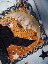 Halloween Magic Moonlight Postcard Ornament Bethany Lowe image 2