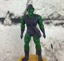 "Marvel Original Green Goblin Standing Platform Figure 2.25"" Cake Topper 2007 - $9.89"