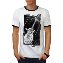 Skull Music Bass Guitar Tshirt Men T Shirt Men Shirt - $11.99+