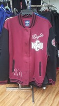 North Carolina Central University Jacket HBCU College Varsity Letterman Jacket - $60.00
