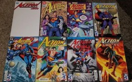 1 DC Comics Action Comics 1000 NM+ set 8 lot book Sketch Cover Variant S... - $39.99