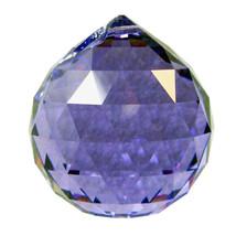 Swarovski 40mm Crystal Faceted Ball Prism image 8