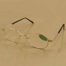 Reading Glasses Metal Frame Female Male +1.0 1.5 2 2.5 3 3.5 4 4.5 5 5.5 6 - $7.51