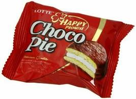 Tasty Lotte Choco Pie, tasty & choclaty 20 pcs of fresh packing - $24.15