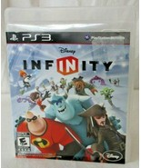 PS3 Disney Infinity 1.0 Playstation 3 Kids Game Only No Base or Figures ... - $9.89