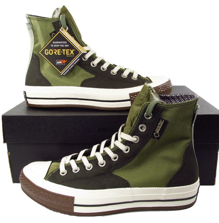 Converse x SLAM JAM Cali Thornhill Dewitt 70 Hiker Boot Gore-Tex GREEN 160317C