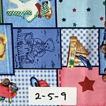 Btj & Friends Patch Multi color background Fabric (2-5-9) - $98.01
