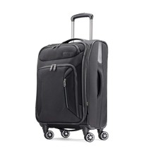 American Tourister Zoom 21 Spinner Carry-On Luggage, Black - $156.43