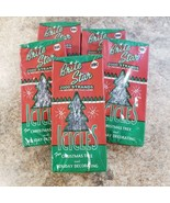 5 Brite Star 2000 Metallic Silver Christmas Tree Tinsel Icicles 18 Inch ... - $29.08