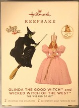 2019 Hallmark Keepsake Limited Edition Wizard Of OZ Miniature Glinda Wes... - $28.95