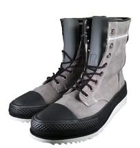 Converse Chuck Taylor Major Mills XHI Hi Top Leather Boot Charcoal Gray ... - $140.00