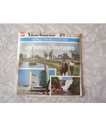 Viewmaster New 1980s Canadian This Is Ontario Canada A039C - $16.99