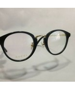 Genuine GUCCI Black Gold Optical RX Frames GG03220  (001) 49-25-145 - $198.00
