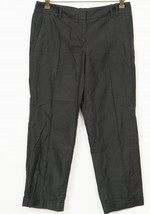 Ann Taylor Loft Marisa Pants 2 Cropped Cuffed Dress Pants Career Casual ... - $23.75