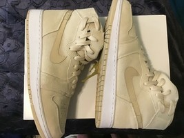 Nike Air Jordan 1 Rebel XX Women's Size 9 in Light Cream & Dessert Oasis color - $135.00