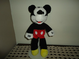 Gund MICKEY MOUSE Disney Best Buddy Plush Doll 2002 - $86.85