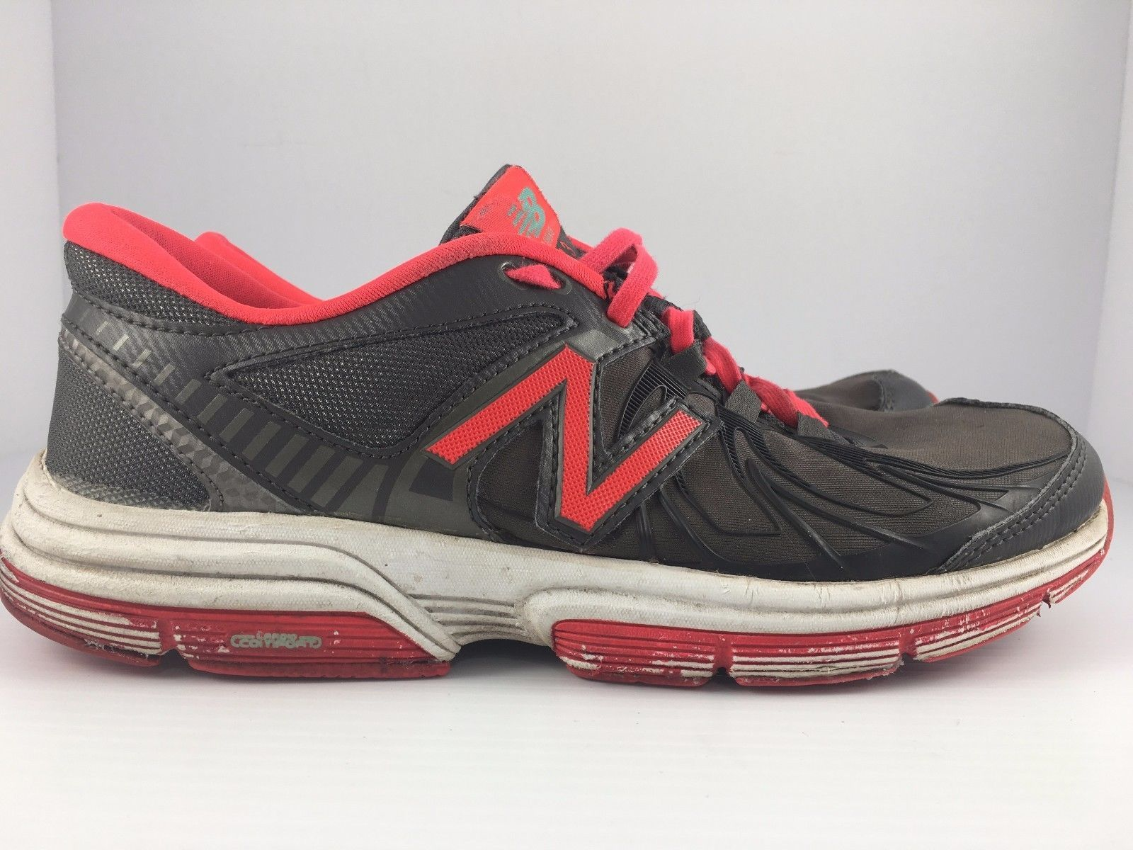 New Balance 813 Shoes Women's Size 7 B Gray WX813 Sneakers