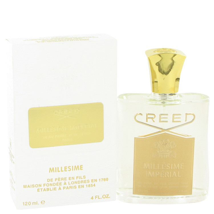 Creed Millesime Imperial 4.0 Oz Eau De Parfum Spray
