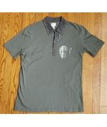 DIESEL Mens Short Sleeve Polo Shirt Size XXL 100% Cotton Excellent - $14.80