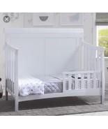 Delta Children Bennington Elite Toddler Guard Rail - White - $117.69