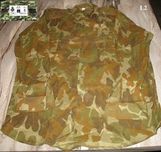 "Romanian Camo Field Shirt Size(43) Roughly Measures 24"" Across Chest (ST... - $24.24"