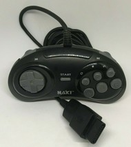 Naki 6 Button Gamepad Controller Vintage With No Turbo Button for Sega G... - $13.85