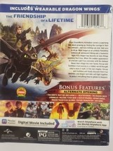 How to Train Your Dragon: The Hidden World Target Gift Set (Blu-ray+DVD+Digital) image 2