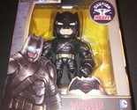 JADA METALS M4 DC Comics ARMORED BATMAN Die Cast 4 Inch Figure - Free Shipping