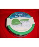 CORELLE CALLAWAY 6PC STORAGE BOWL SET NEW IN BOX FREE USA SHIPPING - $30.84
