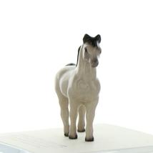 Hagen Renaker Miniature Horse Tiny Gray Stallion Ceramic Figurine image 6