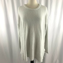 Isabel Maternity Sweater Size XXL Soft Cozy Cream Colored 2XL NEW - $19.76
