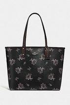 Coach F78283 ribbon bouquet printed coated canvas Torte NWT - $128.69