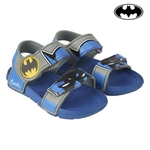 Disney Batman Kids Children's Blue Sandals - $17.95