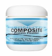 Absonutrix Composite Protéine Poudre Vanille Parfumé 240 Grammes Lactosérum - $25.09