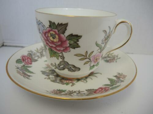 Wedgwood Cup & Saucer - Cathay Pattern image 11