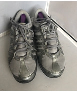 Nike Womens Gray Non-Marking Training Shoes 324751-041 Size 9 - $29.65
