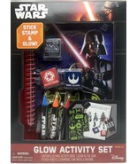 Star Wars Glow Activity Set New - $11.99