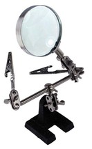 Helping Hands 4X Magnifier with Ball joints on all Angles - $12.30